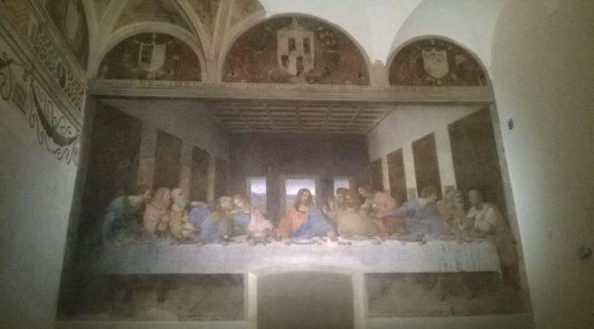 Il Cenacolo Vinciano e la Basilica delle Grazie a Milano