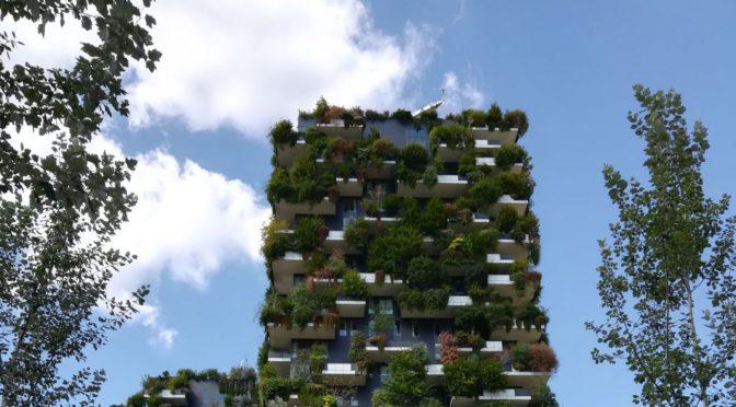 milano: tra giardini e grattacieli-garibaldi  porta nuova